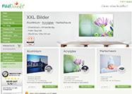 Foto auf Alu bei Fujidirekt.de